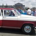 Выставка старинных авто