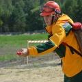 Юрий работает в пожарной охране леса 3 года