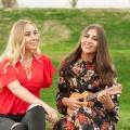 Сёстры Мантулины поделились авторской песней