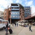 Здание автовокзала строят уже больше 10 лет. Фото Стаса Соколова