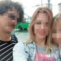 50-летнему мужчине грозит штраф или арест на 15 суток —на фото он слева, но его дочь попросила замазать лица на фото