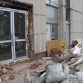 Рядом с новым входом на первый этаж планируется ещё один — в цоколь