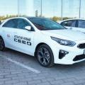 Ceed конкурирует со Skoda Octavia, Ford Focus, Toyota Corolla