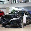 Mazda 6 изменилась внешне