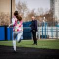Александр Соколов самостоятельно подготовил команду бегунов к соревнованиям