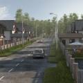В поселке будет 90 готовых домов под чистовую отделку