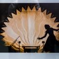 Выставка одновременно является номинацией театрального конкурса «Парадиз»