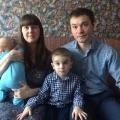 Второй сын у Татьяны и Вадима родился через неделю после запуска программы —25 января