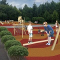 В сквере Славы сделают новую детскую площадку