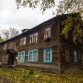 Аварийный барак в 4-м переулке Серафимовича, 9