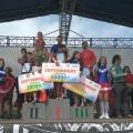 Победители получили свои призы