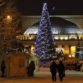 Ледовый городок на площади Ленина откроется 25 декабря