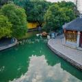 Чжоучжуан — один из старейших городов на воде в мире