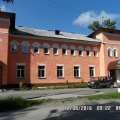 Здание бань № 25 построено в середине прошлого века