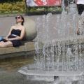 В ближайшие дни в городе потеплеет до 28 градусов тепла