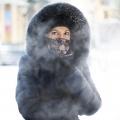 В эти выходные в Новосибирскую область пришли холода от –30 до –40 градусов