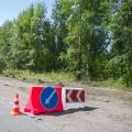 ДТП произошло на улице Линейной ст. Мочище Фото из архива НГС