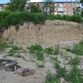 Сложный ландшафт — одна из проблем при строительстве парка