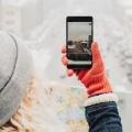 На холоде батарея телефона разряжается гораздо быстрее