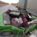 В легковом авто погибла пассажирка и пострадал водитель