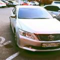 «Я паркуюсь как чудак»: Camry ООО— такое простым смертным и не снилось