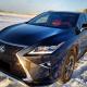 Поезженные машины: Lexus твоей мечты