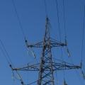 Воры не только украли провода, но и сломали 5 деревянных опор ЛЭП