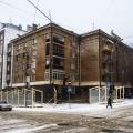 Дом на улице Урицкого, 17 занимает целый квартал тихого центра