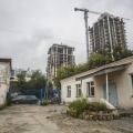 Сейчас на ул. Горького, 10 расположено несколько технических построек