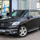 Старьё бьёт новьё: знаменитый Mercedes ML против «Спортейджа»