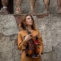 Анна Слепушкина перешла на 2-й курс оркестрового факультета новосибирской консерватории