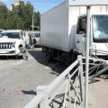 Авария случилась на оживлённом перекрёстке в Октябрьском районе