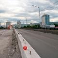 Перекрыли мост 16 июня на капитальный ремонт, до этого его не делали с 2004 года