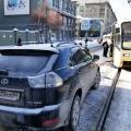 «Я паркуюсь как чудак»:Lexus — повелитель трамваев