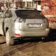 «Я паркуюсь как чудак»: Lexus ННН — загадим Новосибирск пылью