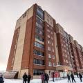 В новом доме 10 этажей и 240 квартир