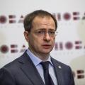 Владимир Мединский на открытии нового концертного зала в оперном театре