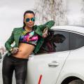 Девушка месяца: Ксения влюбилась в Audi