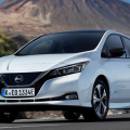 В Новосибирске купили дваNissan Leaf с начала 2018 года — теперь в Новосибирске почти 50 электромобилей