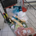 Цена продуктовой корзины за месяц снизилась на  1,8%