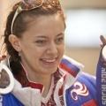 Ольга Вилухина на зимних Олимпийских играх в 2014 году завоевала две серебряные медали — за эстафету и спринт