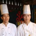 Повара из Китая ресторана Shifu