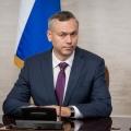 Андрей Травников пробыл в Москве пару дней