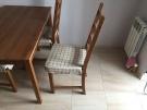 Продаю кухонный стол со стульями
