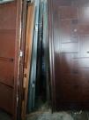 Железные двери металлосварные продаю б/у,не сейф