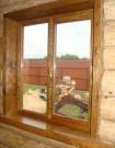 Деревянные окна, двери, установка, изготовление