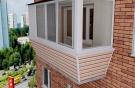 Балконы Exprof в Екатеринбурге готовые с доставкой и установкой