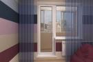 Балконный блок в панельный дом по акции! под ключ