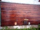 Продам металлическую дверь бу метал 3мм