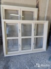 Деревянные окна, производство и продажа цена за  (м2)